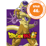 Produktbilde for Dragon Ball Super: Season 1 - Part 2 (UK-import) (DVD)