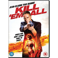 Kill 'em All (UK-import) (DVD)