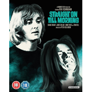 Straight On Till Morning (UK-import) (Blu-ray + DVD)