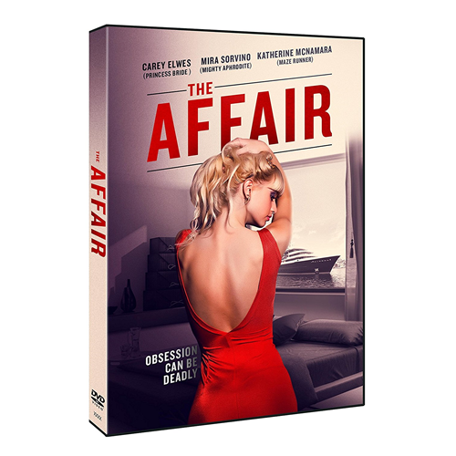The Affair (UK-import) (DVD)