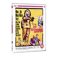 Produktbilde for The Earth Dies Screaming (UK-import) (DVD + Blu-ray)