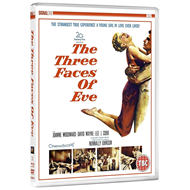 Produktbilde for The Three Faces Of Eve (UK-import) (DVD + Blu-ray)