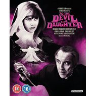To The Devil A Daughter (UK-import) (Blu-ray + DVD)