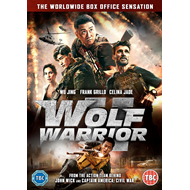 Wolf Warrior II (UK-import) (DVD)
