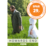 Produktbilde for Howards End - TV Mini Series (UK-import) (DVD)