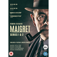 Maigret - Sesong 1-2 (UK-import) (DVD)