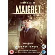 Maigret - Sesong 2 (UK-import) (DVD)