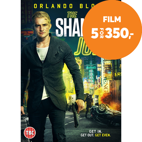 The Shanghai Job (UK-import) (DVD)