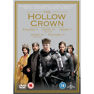 The Hollow Crown - Sesong 1-2 (UK-import) (DVD)