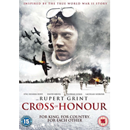 Produktbilde for Into The White / Cross Of Honour (UK-import) (DVD)