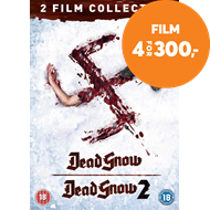 Produktbilde for Død Snø 1-2 / Dead Snow 1-2 (M/Engelske Undertekster) (UK-import) (DVD)