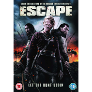 Produktbilde for Flukt / Escape (M/Engelske Undertekster) (UK-import) (DVD)