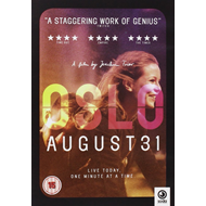 Produktbilde for Oslo 31. August (M/Engelske Undertekster) (UK-import) (DVD)