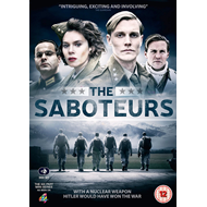 Produktbilde for The Saboteurs (UK-import) (DVD)