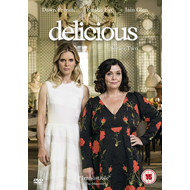 Delicious - Sesong 2 (UK-import) (DVD)