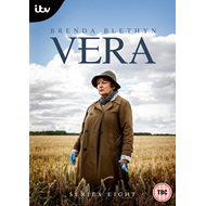 Produktbilde for Vera - Sesong 8 (UK-import) (DVD)