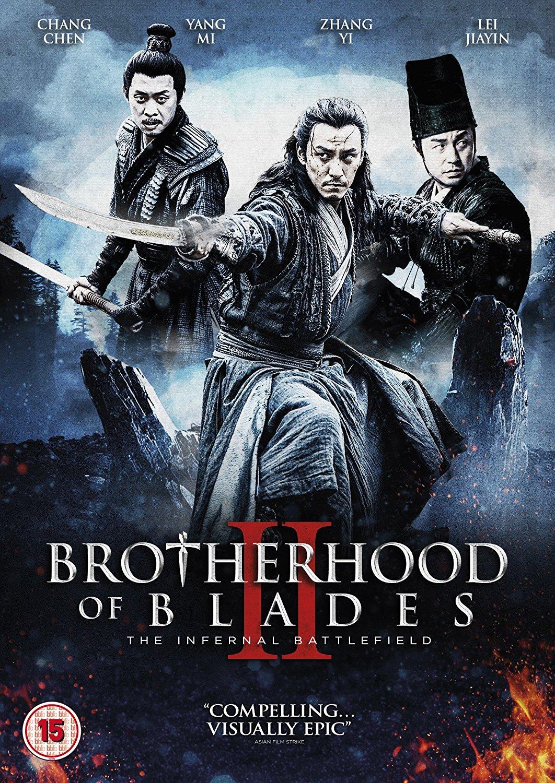 Brotherhood Of Blades 2 The Infernal Battlefield Uk Import