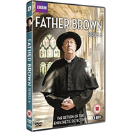 Father Brown - Sesong 6 (UK-import) (DVD)