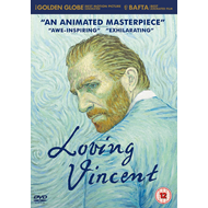Produktbilde for Loving Vincent (UK-import) (DVD)