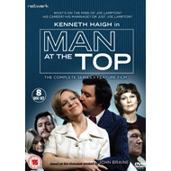Produktbilde for Man At The Top - The Complete Series (UK-import) (DVD)