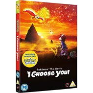 Pokémon The Movie: I Choose You! (UK-import) (DVD)