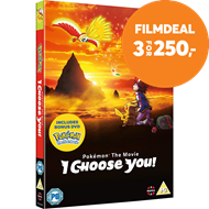 Produktbilde for Pokémon The Movie: I Choose You! (UK-import) (DVD)