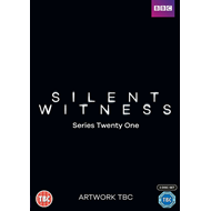 Silent Witness - Sesong 21 (UK-import) (DVD)