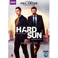 Hard Sun - Sesong 1 (UK-import) (DVD)