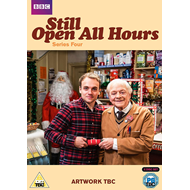Still Open All Hours - Sesong 4 (UK-import) (DVD)