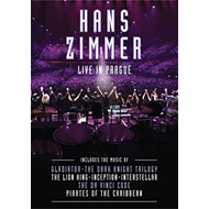 Produktbilde for Hans Zimmer - Live In Prague (DVD)