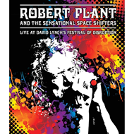 Produktbilde for Robert Plant And The Sensational Space Shifters Live At David Lynch's Festival Of Disruption (DVD)