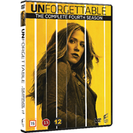Unforgettable - Sesong 4 (DVD)