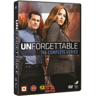 Unforgettable - The Complete Series (DVD)
