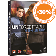 Produktbilde for Unforgettable - The Complete Series (DVD)