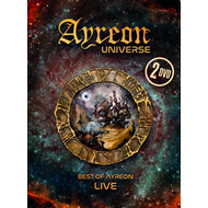 Produktbilde for Ayreon Universe - Best Of Ayreon Live (DVD)