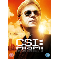 CSI Miami - The Complete Collection (UK-import) (DVD)