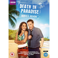 Death In Paradise - Sesong 7 (UK-import) (DVD)