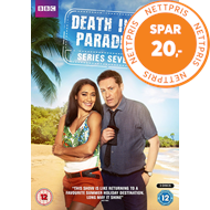 Produktbilde for Death In Paradise / Mord I Paradis - Sesong 7 (UK-import) (DVD)