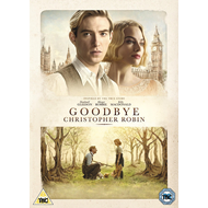 Produktbilde for Goodbye Christopher Robin (UK-import) (DVD)