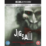 Jigsaw (UK-import) (4K Ultra HD + Blu-ray)