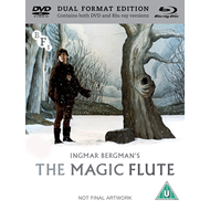 Produktbilde for The Magic Flute (UK-import) (DVD + Blu-ray)