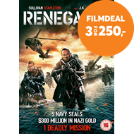 Produktbilde for Renegades (UK-import) (DVD)