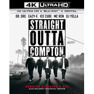 Produktbilde for Straight Outta Compton - Director's Cut (UK-import) (4K Ultra HD + Blu-ray)