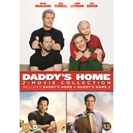 Daddy's Home 1 & 2 (DVD)