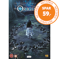 Produktbilde for The Originals - Sesong 4 (DVD)