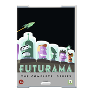 Futurama - The Complete Series (DVD)