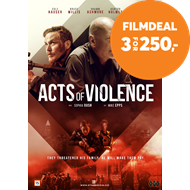 Produktbilde for Acts Of Violence (DVD)