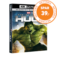 The Incredible Hulk (4K Ultra HD + Blu-ray)