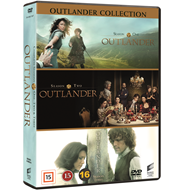 Outlander Collection - Sesong 1-3 (DVD)