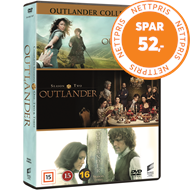 Produktbilde for Outlander Collection - Sesong 1-3 (DVD)
